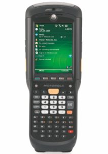 Rejestrator leśniczego Motorola MC 9596