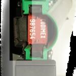 Tuszownica T2 do automatycznego podajnika oznaczników Codimex