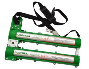 Automatic Codimex holder for marking wood tags