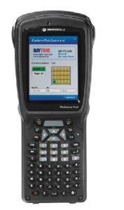 Rejestrator leśniczego Motorola WAP 4