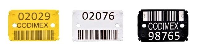 Wood marking tag BC Laser Standard
