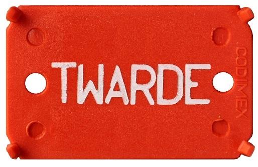 Oznaczniki Twarde